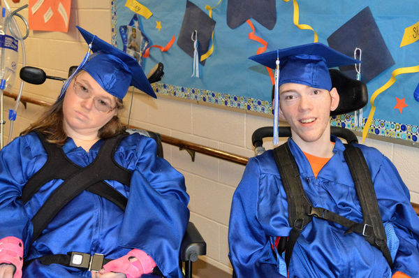 Individuals with Disabilities Graduating
